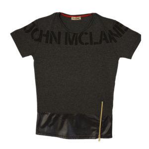 VistaBazaar Γυναικεία Ανθρακί Μπλουχα