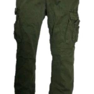 Ανδρικό υφασμάτινο Vista παντελόνι με εσωτερική επένδυση και πλαϊνές τσέπες.