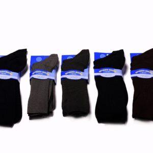 Mdc Ανδρικές Κάλτσες Μερσεριζέ Χωρίς Λάστιχο
